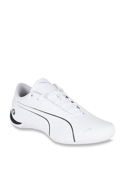 a9d3a05e062 Buy Puma BMW MMS Future Cat Ultra White Sneakers for Men at Best ...