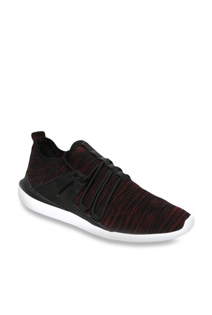 5c9a316a7823 Buy Puma Ferrari SF Evo Cat Sock LS Black   Pomegranate Sneakers for Men at  Best Price   Tata CLiQ