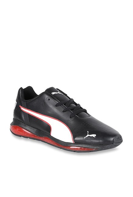 Buy Puma Cell Ultimate SL Black Running Shoes for Men at Best Price   Tata  CLiQ fefec9fdb