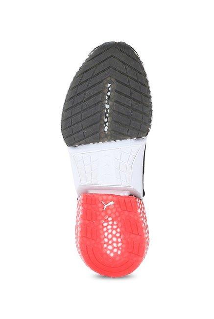 0275a2f09ad1 Buy Puma Hybrid Rocket Runner Black   Ribbon Red Running Shoes for ...