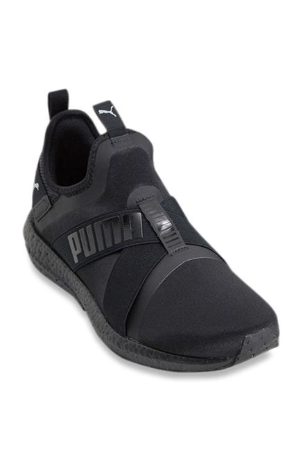 1354101e0331 Buy Puma Mega NRGY X Black Running Shoes for Men at Best Price ...