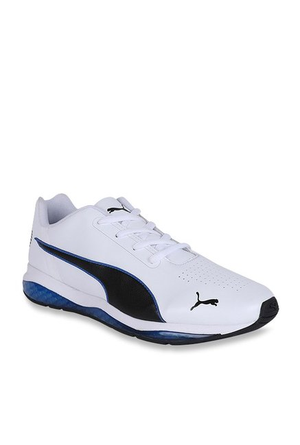 Buy Puma Cell Ultimate SL White Running Shoes for Men at Best Price   Tata  CLiQ a06afef06