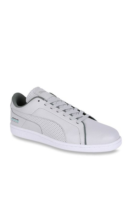 Buy Puma Mercedes MAPM Court Perf Team Silver Sneakers for Men at Best Price    Tata CLiQ d18eb338f