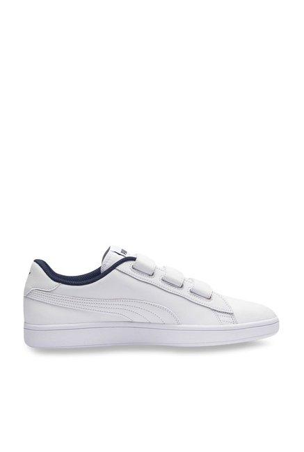 Buy Puma Smash V2 White Sneakers for