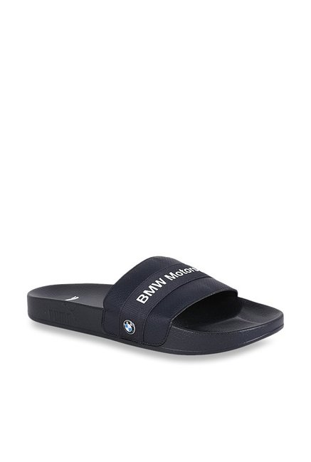 735f5b6d8043 Buy Puma BMW MMS Leadcat Team Blue Casual Sandals for Men at ...