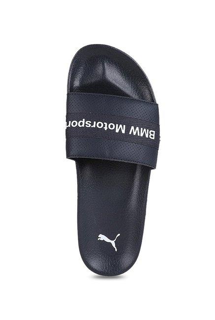 24469da12aaa Buy Puma BMW MMS Leadcat Team Blue Casual Sandals for Men at Best ...