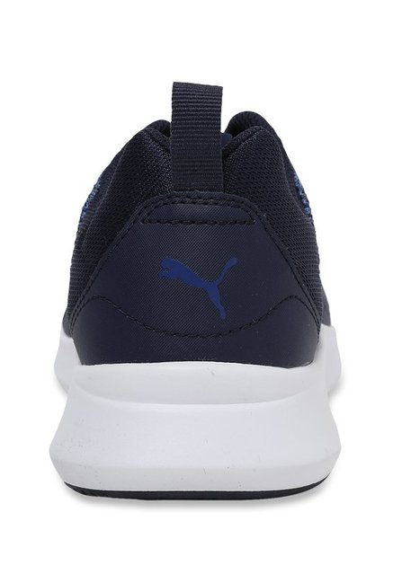 f1f798eaedcc Buy Puma Wired Knit Sodalite Blue   Peacoat Sneakers for Men at Best ...