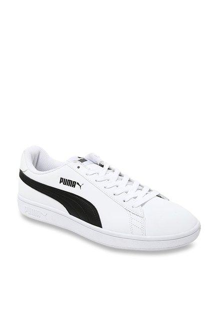 Buy Puma Smash V2 Buck White Sneakers