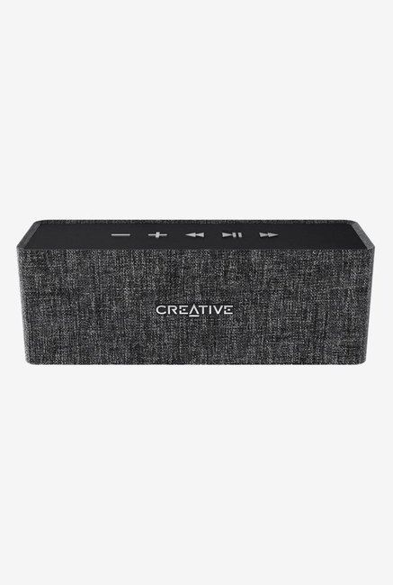 Creative Nuno Bluetooth Speaker (Black)