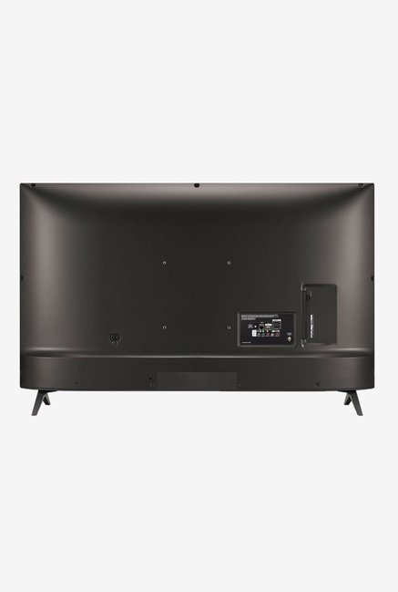 LG 43 Inches Ultra HD LED Smart TV (43UK6560PTC, Black)