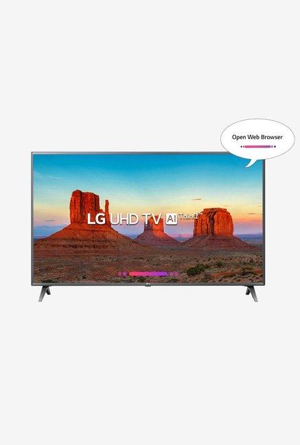 LG 43UK6560PTC 108 cm  43 inches  Smart 4K Ultra HD LED TV  Black
