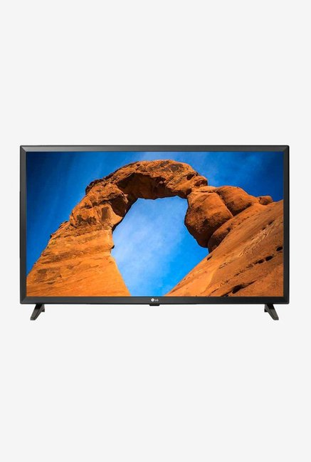 8520718a4 Buy LG 32LK526BPTA 80 cm (32 inches) HD Ready LED TV (Black) Online At Best  Price   Tata CLiQ