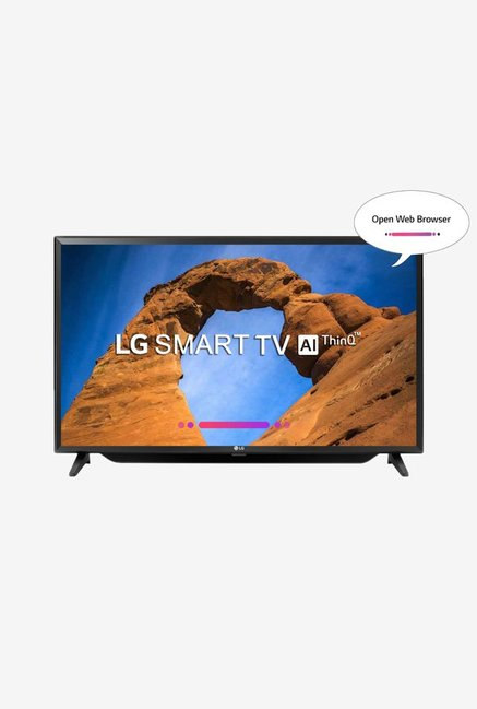 LG 32LK628BPTF 80 cm  32 inches  Smart HD Ready LED TV  Black