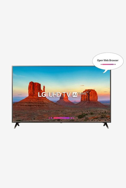 2ce6c3bc4 Buy LG 65UK6360PTE 164 cm (65 inches) Smart 4K Ultra HD LED TV Online At  Best Price   Tata CLiQ