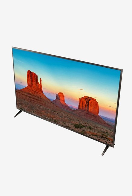 LG 65UK6360PTE 164 cm (65 inches) Smart 4K Ultra HD LED TV (Black)