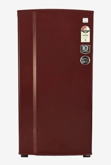 Godrej R D GD 1963 EW 3.2 196 L 3 Star Direct Cool Single Door Refrigerator (Wine Red)