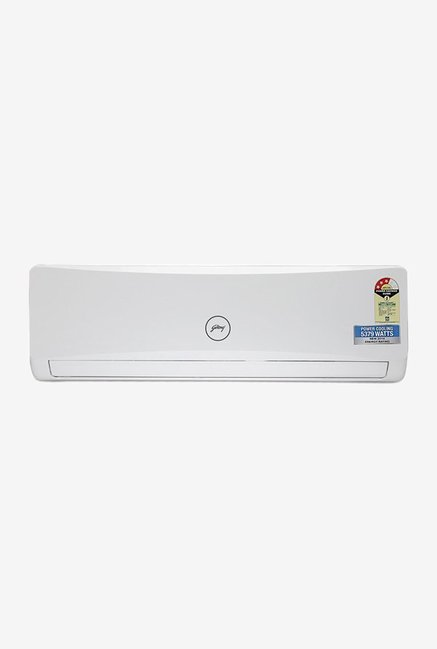 1a94e681736 Buy Godrej 1.5 Ton 3 Star GSC 18 SGN 3 CWQR Split AC Online At Best Price    Tata CLiQ
