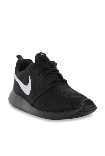 low priced ea06c 68146 Buy Nike Roshe One Black Running Shoes for Men at Best Price ...