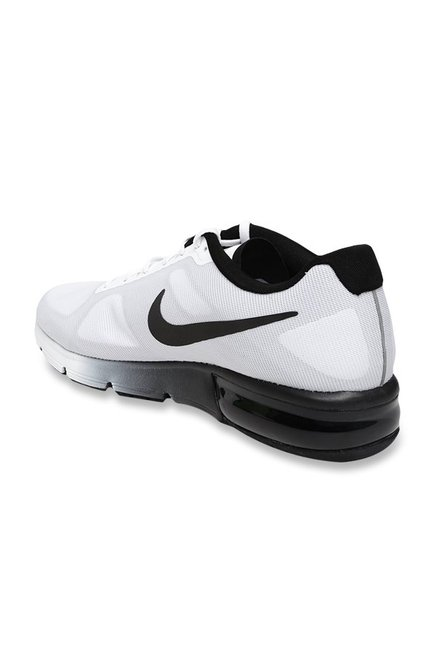 info for 1288f 00638 Nike Air Max Sequent White Running Shoes