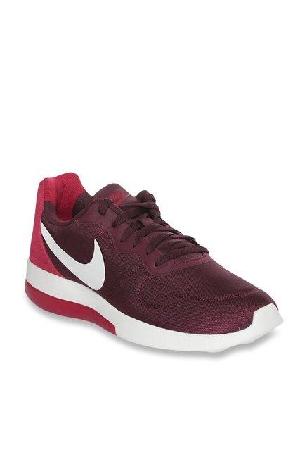 zapatos deportivos promoción moderno y elegante en moda Buy Nike MD Runner 2 LW Maroon Running Shoes for Men at Best ...