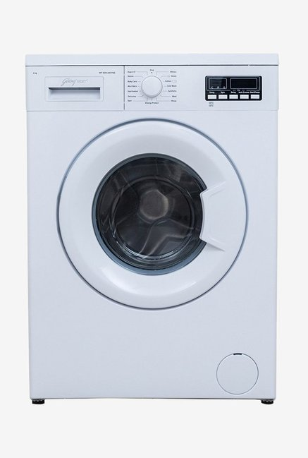 Godrej WF EON 600 PAE 6 kg Fully Automatic Front Loading Washing Machine (White)