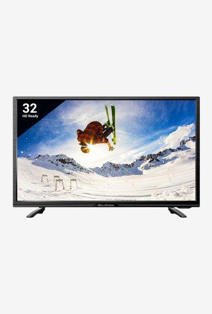 CloudWalker Spectra 80 cm  32 Inches  HD Ready LED TV 32AH22T  Black