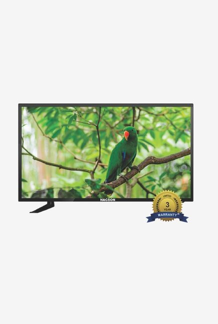 Nacson NS2616 60 cm  24 inches  HD Ready LED TV  Black