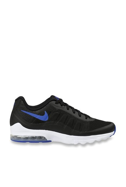 best loved 5c145 95d7e Buy Nike Air Max Invigor Black Running Shoes for Men at Best Price   Tata  CLiQ
