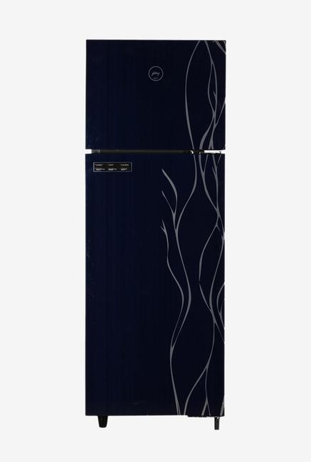 Godrej 343 L 2 Star Frost Free Double Door Refrigerator  Ebony, RT EON 343 SG 2.4