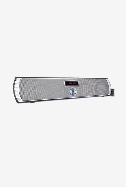 iBall BT14 Soundstick Bluetooth Sound Bar  Silver