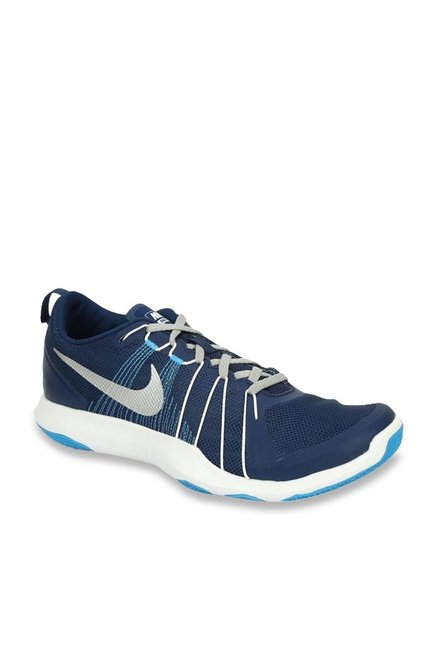 a8d195ff3390 Buy Nike Flex Aver Navy Running Shoes for Men at Best Price   Tata CLiQ