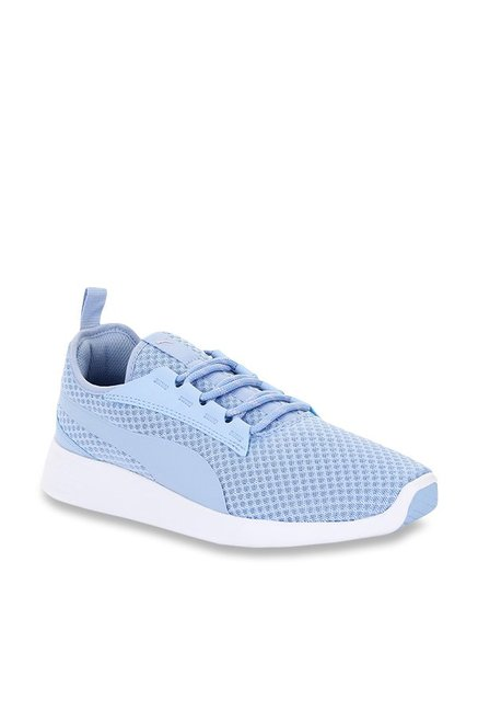 Buy Puma ST Trainer Evo V2 Sky Blue Training Shoes for Women at Best Price    Tata CLiQ 926ef247c