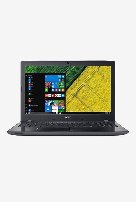 Acer Aspire E5 576  6th Gen i3/4  GB/1 TB/39.62 cm 15.6 /Linux/INT  Black