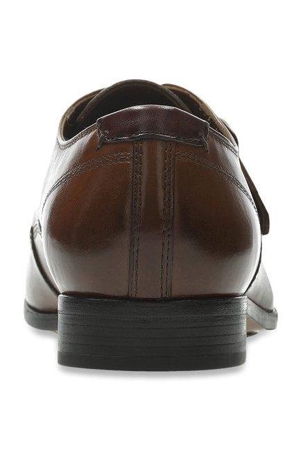 482cbe2cf5c Buy Clarks Gilmore British Tan Monk Shoes for Men at Best Price ...