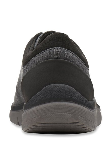 Grafico trabajo bala  Clarks Tunsil Ace Dark Grey Sneakers from Clarks at best prices on Tata CLiQ