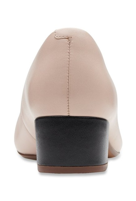 top-rated professional official images select for genuine Buy Clarks Chartli Diva Blush Pink Pumps for Women at Best ...
