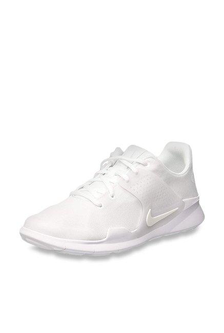 brand new b7032 7274b Buy Nike Arrowz White Sneakers for Men at Best Price   Tata CLiQ