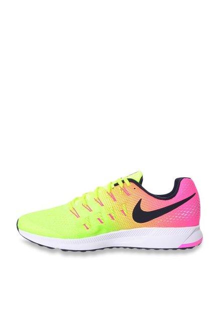 Buy Nike Air Zoom Pegasus 33 OC Fluorescent Green Running