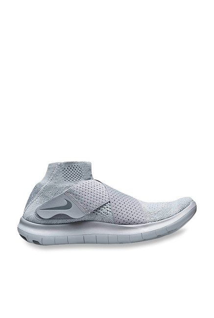 722a709463f Buy Nike Free RN Motion FK 2017 Wolf Grey Running Shoes for Men at ...