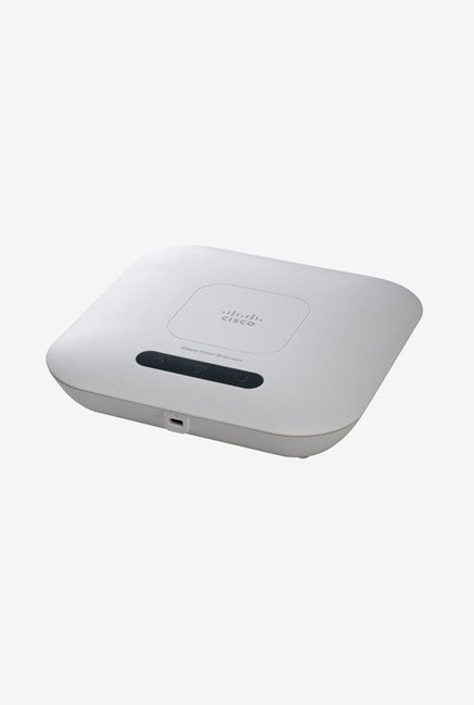 Cisco WAP 121 Wireless N Access Point with PoE  White