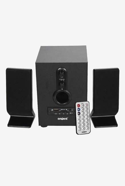 Envent Deejay 303 Home Audio Speaker  Black