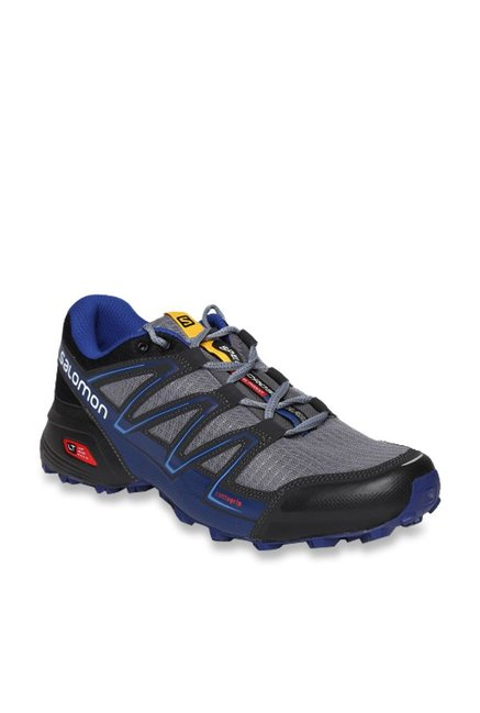 san francisco d6896 42175 Buy Salomon Speedcross Vario Grey Running Shoes for Men at ...