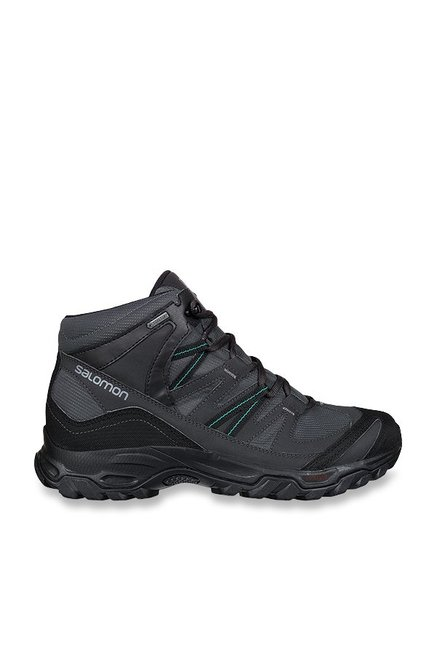 Buy Salomon Shindo Mid GTX Black Hiking