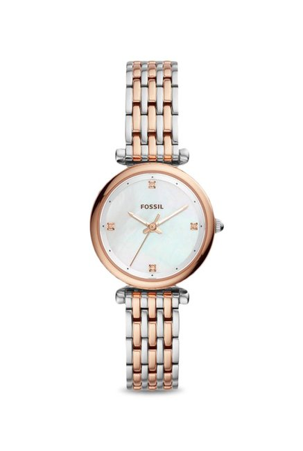 c868699203f Buy Fossil ES4431 Carlie Analog Watch for Women at Best Price ...