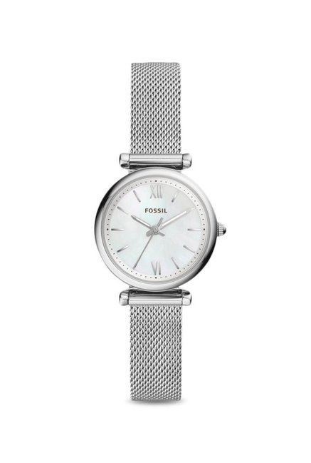 d5d516d1 Buy Fossil ES4432 Carlie Analog Watch for Women at Best Price @ Tata CLiQ