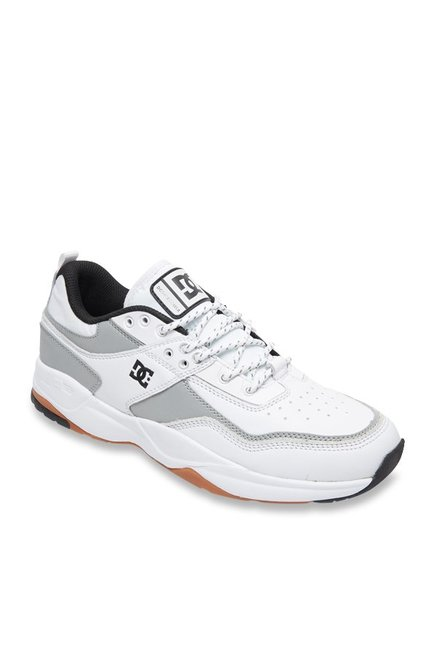 d99d1d242d54fd Buy DC White   Silver Sneakers for Men at Best Price   Tata CLiQ