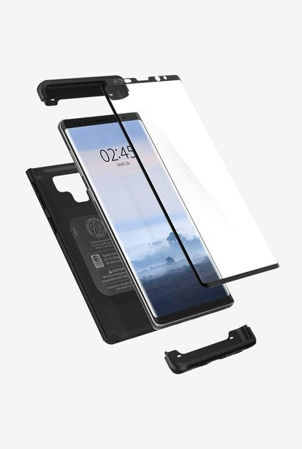 classic fit 67346 49af8 Buy Spigen Thin Fit 360 Case for Samsung Galaxy Note 9 - Black ...