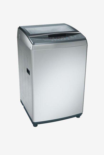 Bosch 7.5 Kg Fully Automatic Top Load Washing Machine  WOA752SIN, Silver