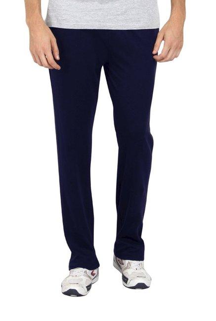 b9b0b9e7a3bac7 Buy Proline Navy Classic Fit Track Pants for Men Online @ Tata CLiQ