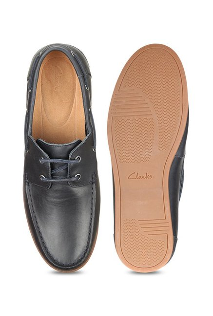 outlet on sale special sales latest trends Buy Clarks Morven Sail Navy Boat Shoes for Men at Best Price ...
